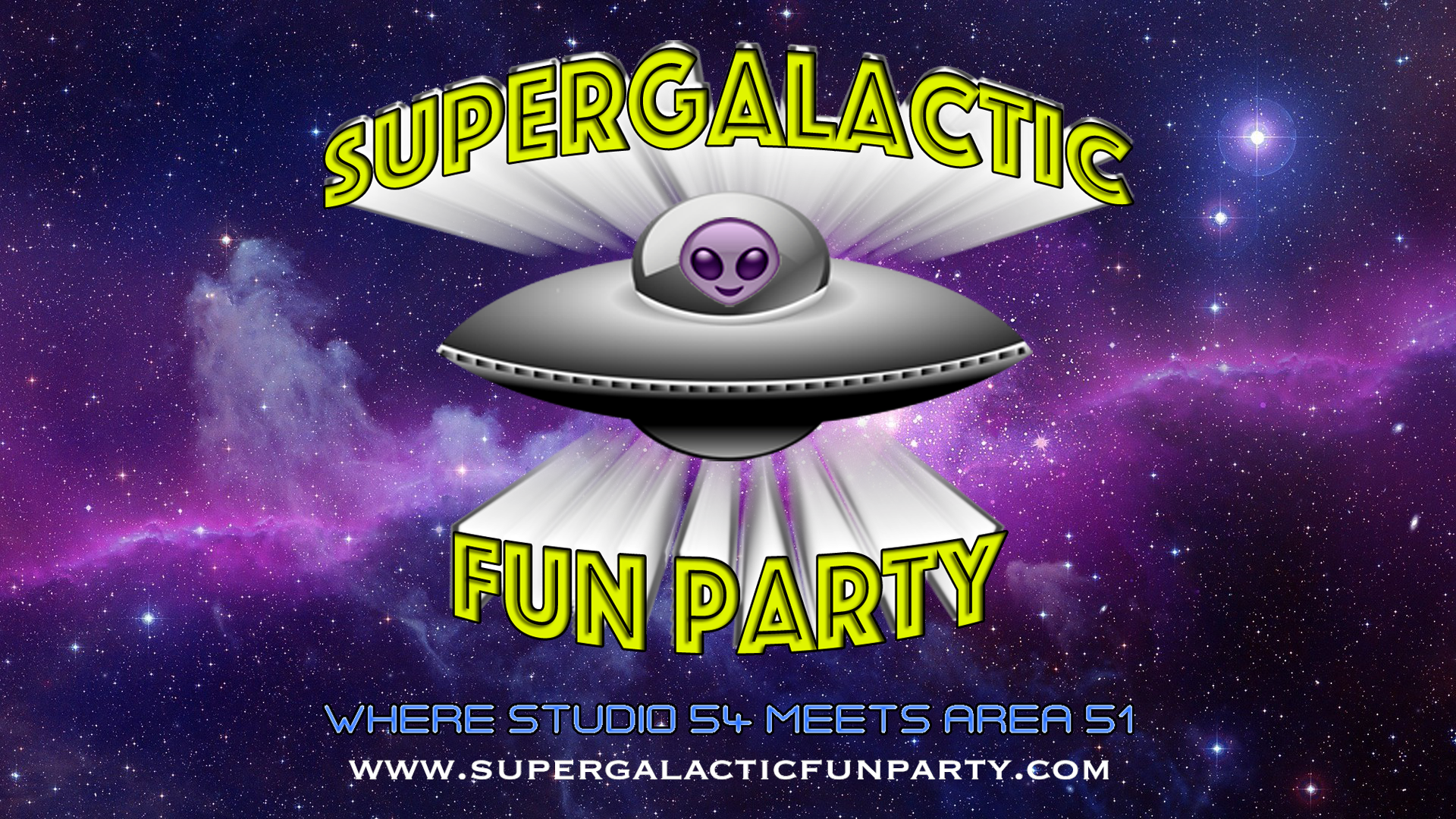 Supergalactic Fun Party